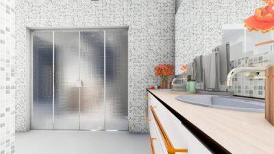 Stylowe łazienki dla stylowej kobiety